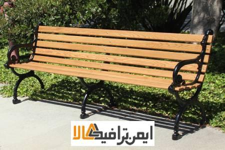 نیمکت پارکی